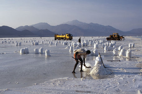 Djibouti-salt-lake