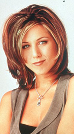 Jennifer Aniston before