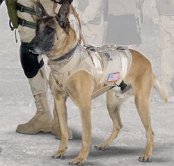 Високо-технологична  жилетка за кучета